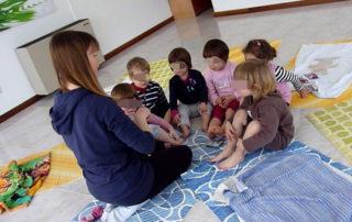 yoga per bambini a verona